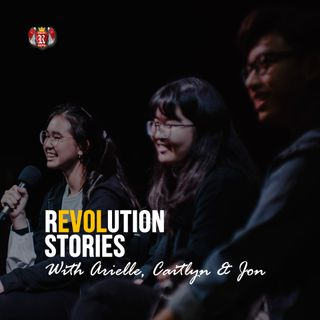 rEVO⅃ution Stories with Arielle, Caitlyn & Jon - Panel