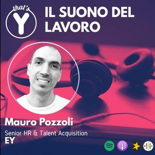 """""""Il Suono del Lavoro"""" con Mauro Pozzoli EY"""