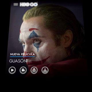 Joker en HBO