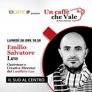 Emilio Leo: Il Sud al centro