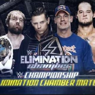 WWE Elimination Chamber 2017 Preview