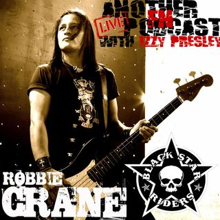 Robbie Crane - Black Star Riders