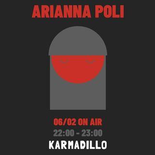 Arianna Poli: inediti fioriti nella nebbia urbana, chitarra acustica e voce profonda - Karmadillo - s02e17