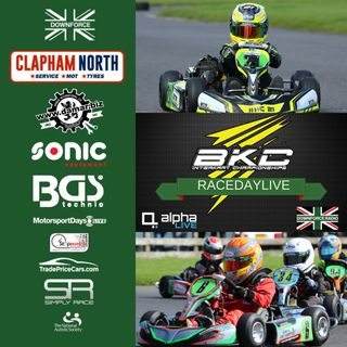 Bambino Kart Club - Round 10 -The Big Finale!