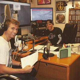 Episode 3- Jagerbombs, RAMsey, Zach Brown, Battlestar Galatica