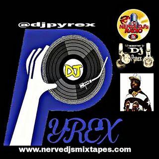 #nervedjs @djpyrex @mixtapedjpyrex @djpyrex_atl PyrexRadio 40