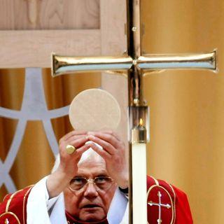 Benedict & the Eucharist