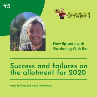 Success and failures on the allotment for 2020