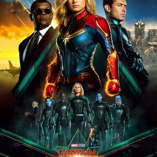 Captain Marvel Review! (SPOILERS)