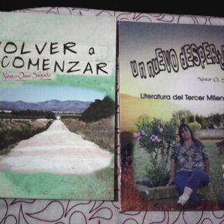Lecturas del libro Volver a Comenzar y bases premio literario
