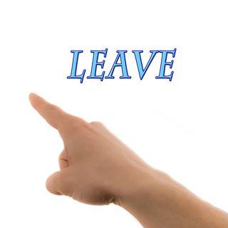 Leave, Genesis 12:1-3
