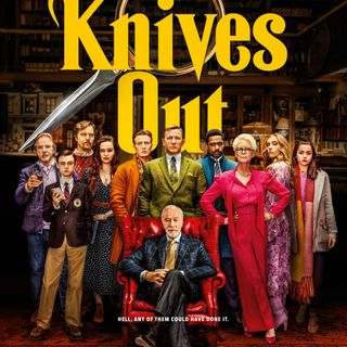 77 - Knives Out Review