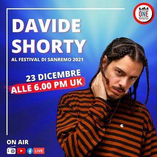 Davide Shorty: Vado a Sanremo 2021