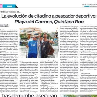 Pesca Deportiva en Playa del Carmen