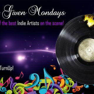 Lipstick Radio's Indie Given Monday's