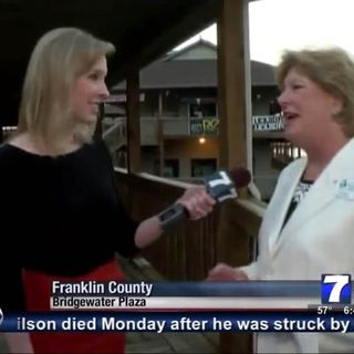 Reporter Shot On Live Television