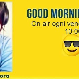 Good morning people, condotto da DEBORA, 26/03/2021
