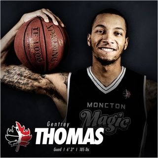 Gentrey 'Buckets' Thomas