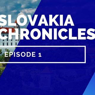 Episodio 1 - Passato, presente e futuro del Covid-19 in Slovacchia