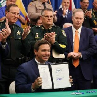 Episode 1288 - Florida Governor Ron DeSantis Signs Anti-Riot Bill Into Law