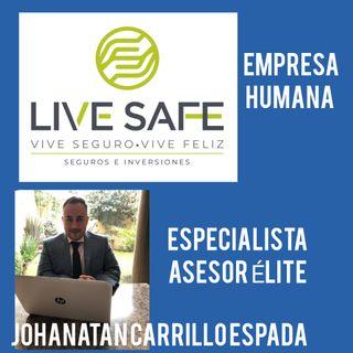 Entrevista Johanatan Carrillo. Experto en Seguros.