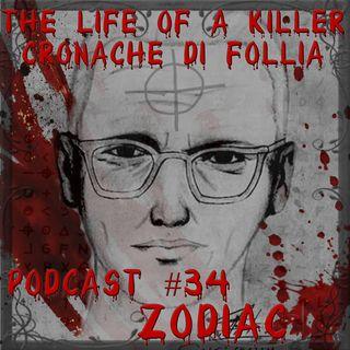 Zodiac, lettere da un serial killer