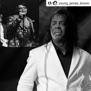 Social Activist James Brown - 11:20:18, 10.11 PM