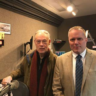 Joe Moran and Tom Leuttke discuss prison reform and reentry