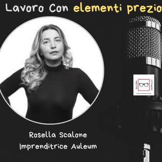 #18 Storie di professioniste coraggiose con Rosella Scalone