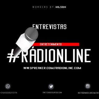 Apresentação da Rádionline(Café & Artes)