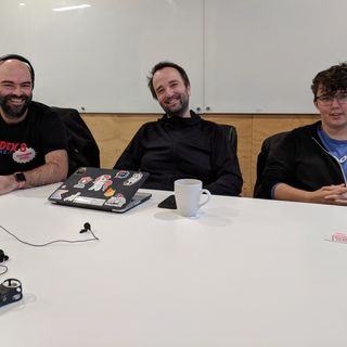Kate, Kai, and Nick - Mobile Refresh 2018