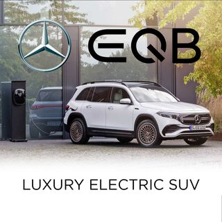 68. Mercedes-Benz EQB Luxury SUV Reveal | Shanghai Auto Show