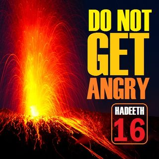 "40H#16 ""Do not Get Angry"""