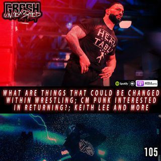 What Are Things That Could Be Changed Within Wrestling? CM Punk Interested In Return? and more | 105