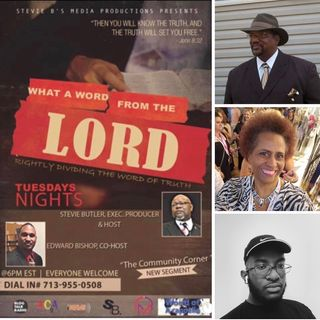 What A Word From The Lord Radio Show - (Episode 130)