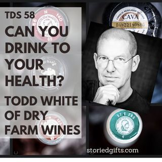 TDS 58 TODD WHITE DRY FARM WINES