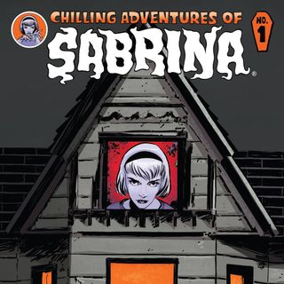 Source Material #272 - Chilling Adventures of Sabrina v1 (Archie, 2014)