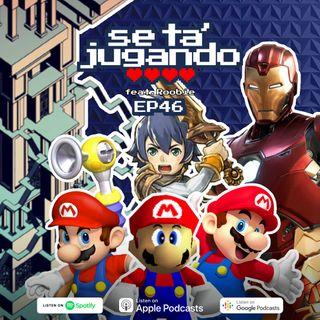 Mario 35 & NVIDIA 30XX - Ep. 46