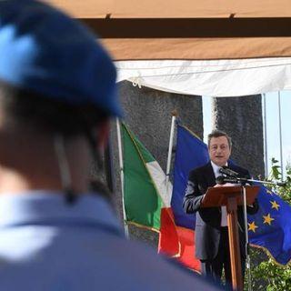 """Draghi e Cartabia in visita a Santa Maria Capua Vetere: il sistema carcerario """"va riformato"""""""