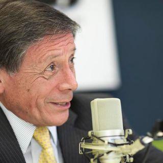 """""""Ser superintendente no es como ir a un reinado de belleza"""", dice Augusto Acosta."""