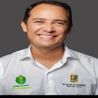 Jhonatan Camargo secretario de seguridad