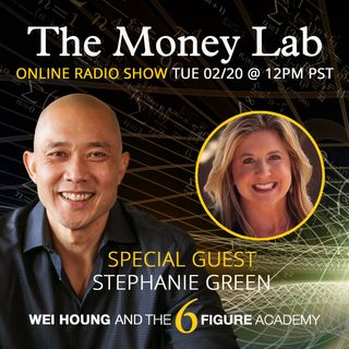 Episode 51 - Losing It All To Rebuild A Better Business with guest Stephanie Green