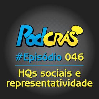046 - Quadrinhos sociais e representatividade