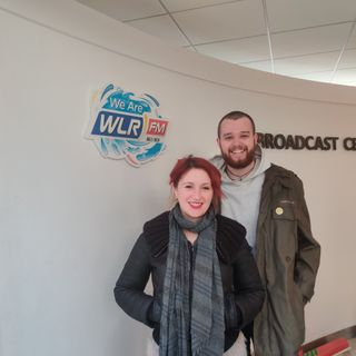 Anna Jordan and Tadhg Williams discuss this year's Buskaid in Waterford City