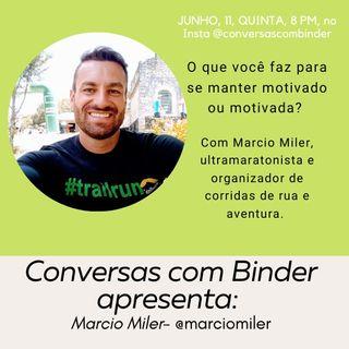 As corridas de ruas virtuais e seus desafios com Márcio Miler