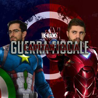 Capitan Italia: Guerra Fiscale - Be Radio Radiophonic Universe