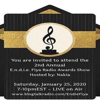 Endie Fiya presents the 2nd Annual Endie Fiya Radio Awards Show (Part 2)