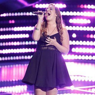 Katie Basden From The Voice