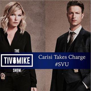 Carisi Takes Charge #SVU #LawandOrder