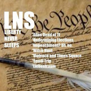 Liberty Never Sleeps 05/19/17 Show